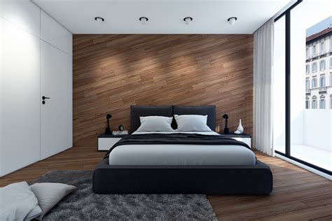 wood paneling for bedroom walls 11 ways to make a statement with wood walls in the bedroom