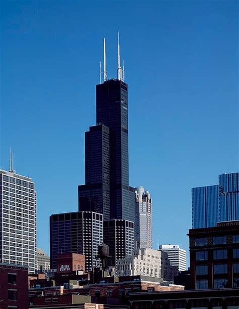 willis tower chicago free photo willis towers chicago illinois free image