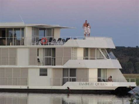 houseboat zambezi queen zambezi queen houseboat on the chobe and zambezi river
