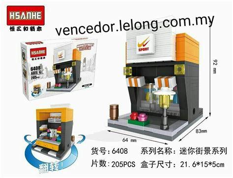 Lego Hsanhe Mini 6407 lego compatible hsanhe 6408 diy min end 11 22 2017 8 58 pm