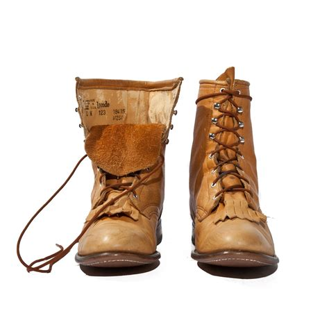 roper shoes womens s size 10 vintage lace up roper boots by