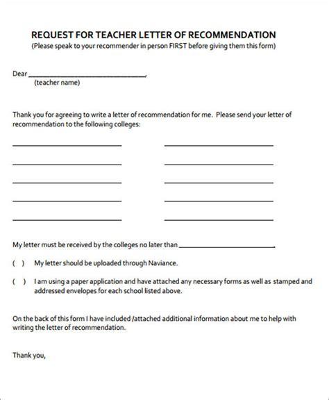 formal letter of recommendation 8 sle formal letter of recommendation sle templates
