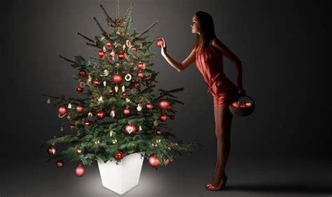 maceta iluminada para el 225 rbol de navidad