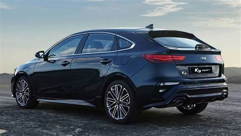 Kia Cerato Hatch 2019 by Kia Cerato Gt 2019 Hatch Previewed Car News Carsguide
