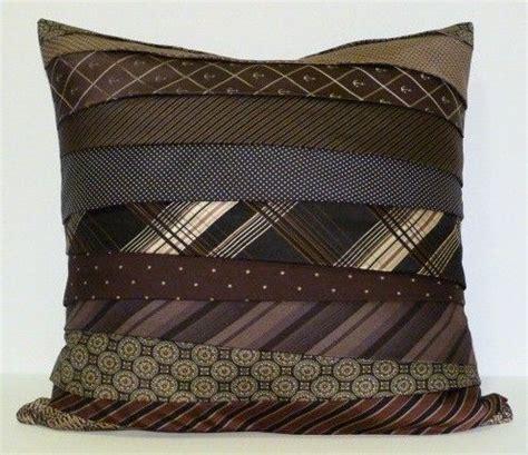 unique vintage necktie pillow necktie crafts
