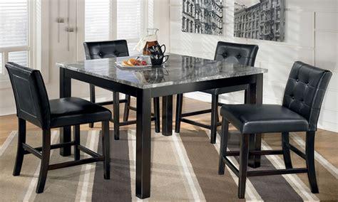apartment size dining set dining table halo ebony round black dining room set discontinued ashley furniture ashley