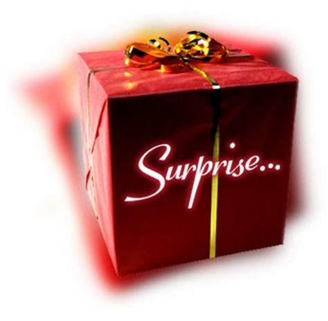le paquet cadeau