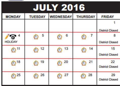 Palm School Calendar Okeeheelee Middle School School District