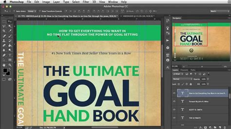 text layout in photoshop text layout tips ebook cover design in photoshop
