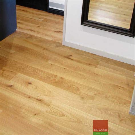 fitting wide oak boards engineered floors