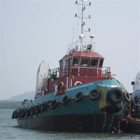 tugboat batam kapal ship tugboat bintang mutiara xxvi pt usda seroja