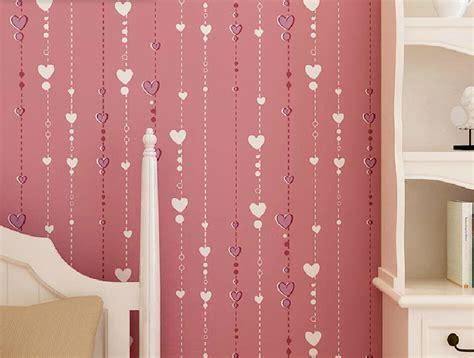 pink wallpaper for bedroom pink wallpaper for girls room wallpapersafari