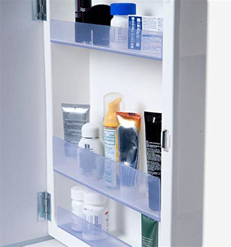 the original shelf lock complete medicine cabinet shelf