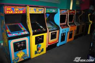 Arcade In 10 Reasons Why Were Better In The 80s Ign