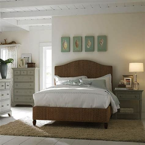 beach bedroom set seagrass furniture beach style bedroom other metro