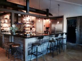 modern industrial home decor our kitchen modern industrial chic decor pinterest