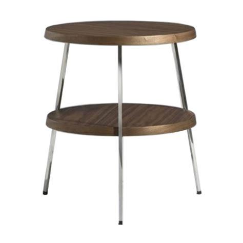 Large Side Table Modern End Tables Tomlinson Large Walnut Side Table