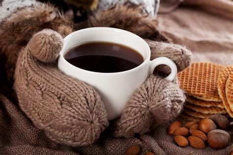 coffee winter wallpaper gloves coffee cup hands wallpapers