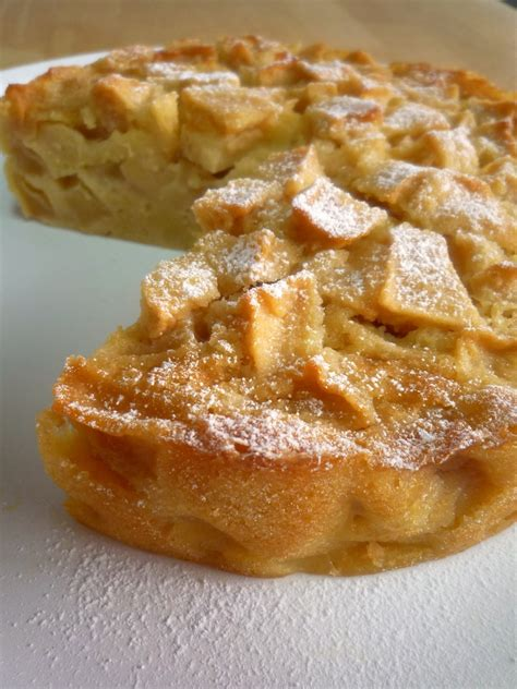 apple cake food wanderings french apple cake it s beginning to