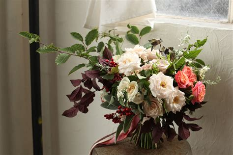 Peony Garden Cranberry Design Ideas Floral Verde Llc Bouquets