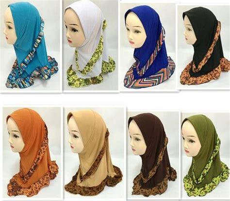 latest hijab pattern latest 2016 girls kids muslim hijab islamic arab scarf