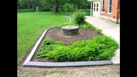 Easy Garden Edging Ideas Simple Garden Edging Ideas Modern Garden