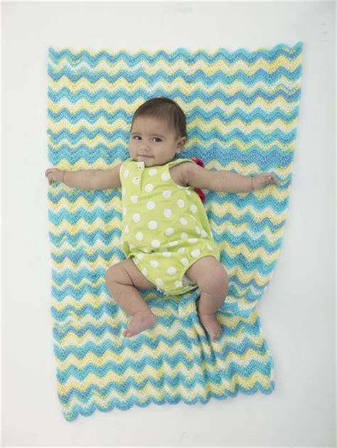 baby baby brand comforter the cutest chevron stroller blankie allfreecrochet com