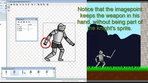construct 2 8 direction tutorial construct 2 tutorial image origins youtube