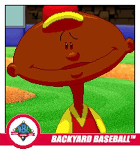 Backyard Baseball Luanne Lui Musings Backyard Baseball Draft