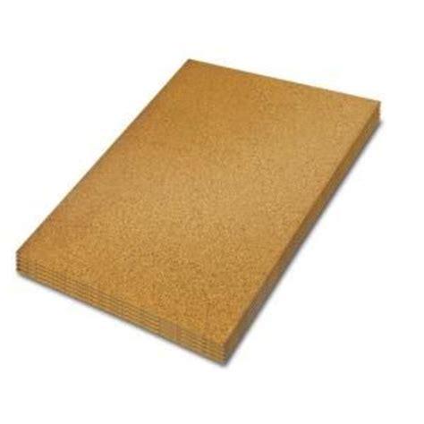 underlayments 2 ft x 3 ft x 1 4 in cork underlayment