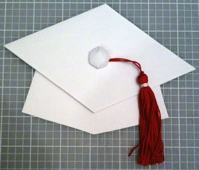 simple graduation card templates my simple crafts graduation cap card