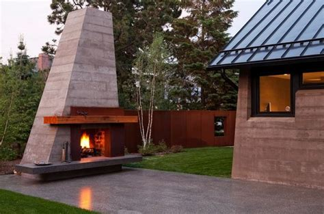 Modern Outdoor Fireplace Designs by 100 Fireplace Design Ideas For A Warm Home During Winter