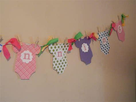 Handmade Baby Shower Banners - always baby shower banner