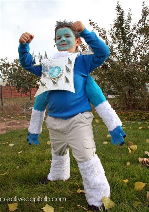 Kaos Yeti capital b diy skylanders slam bam costume