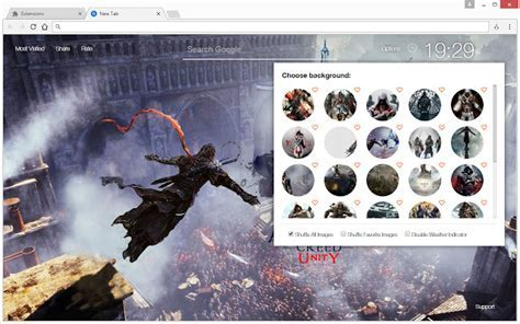 Assassin's Creed Wallpapers HD New Tab Themes   Chrome Web