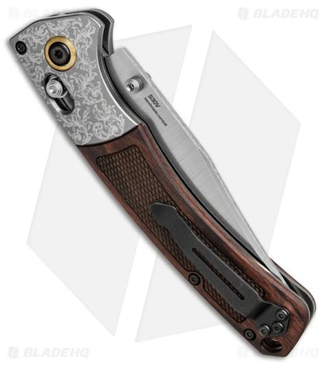 benchmade river knife benchmade hunt limited edition crooked river axis lock