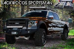 Ford F 250 Cargo Management System Ford F150 F250 And F350 At 2013 Sema