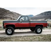 1979 Chevy Truck Cheyenne K10 4x4 Short Bed Shop Zero Rust New