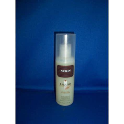 gel weighing nioxin liquid gel weight free 6 oz