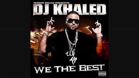 dj khaled listennn the album download dj khaled intro ft rick ross we the best youtube