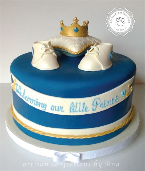 Baby Shower Prince by Prince Baby Shower Cake Cakecentral