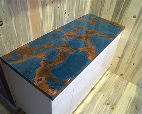 Epoxy Bar Top Finish by Epoxy Countertops Counter Top Epoxy