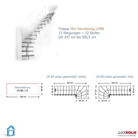 1 4 Gewendelte Treppe Konstruieren by Mittelholmtreppe Mit Buche Holzstufen In Breiten 60 70