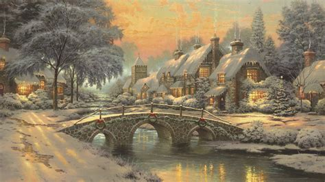 wallpaper classic art hd 26 classic christmas painting hd wallpapers free download
