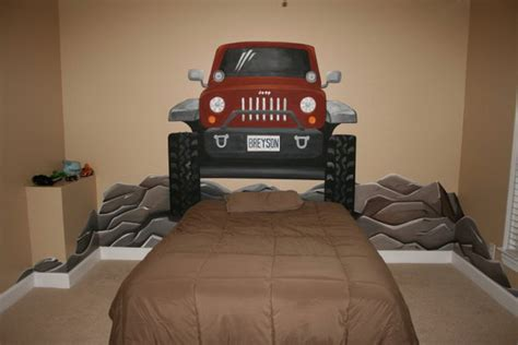 Jeep Bedroom Decor by Jeep Wall Murals For Child Bedroom Design Manassas