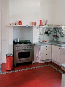 retro kitchen flooring ideas linoleum flooring in the kitchen hgtv