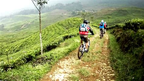 Sepeda Gunung Lama trek telaga warna 5 sepeda gunung goesbike