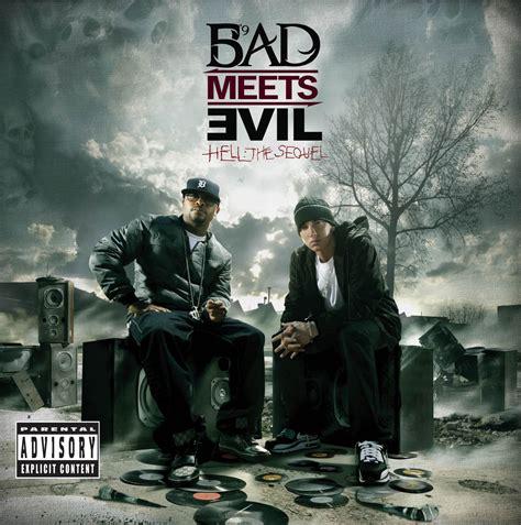Eminem Bad Meets Evil bad meets evil fast ft eminem royce da 5 9 taringa