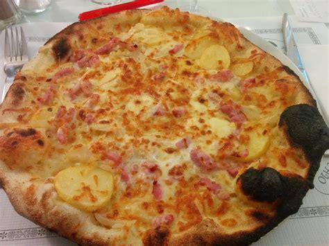 pizza savoyarde recette pizza