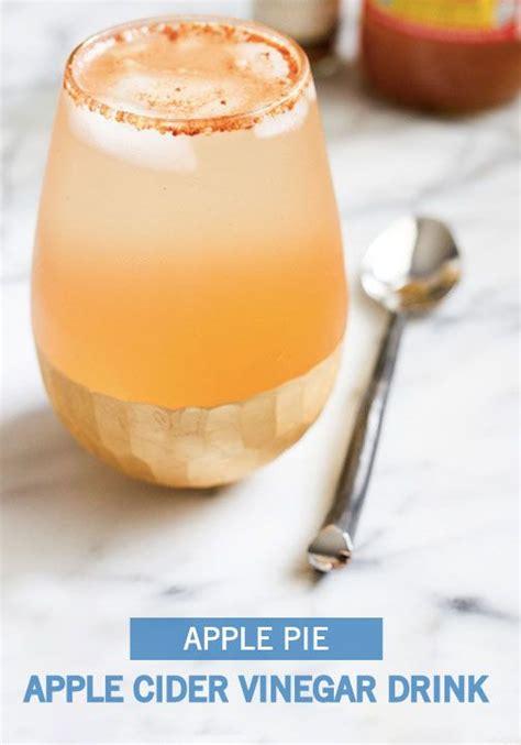 Sweet Apple Cider Detox Drink by 73 Best Refreshing Cocktails Images On